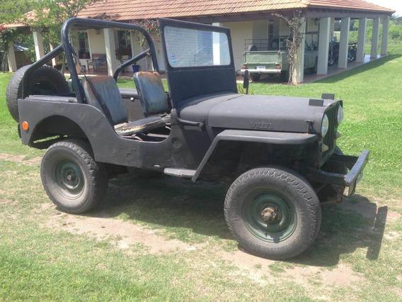 Jeep Cj3a 1951