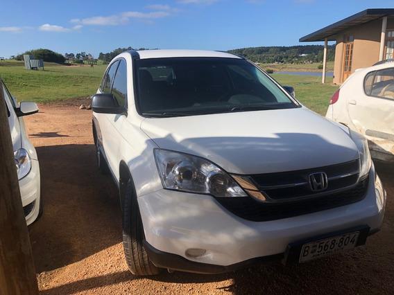 Camioneta Crv Honda 2011 - Super Full (autom.) - Cuero