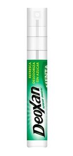 Desodorante Bucal Deoxan Menta 9 Ml