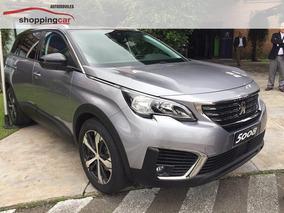 Peugeot 5008 1.6 Turbo Automática 7 Pasajeros 2019 0km