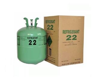 Gas Refrigerante R22 Garrafa 3.4kg Incluye Envase K37
