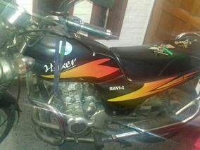 Koreny Hacker Ravi 125