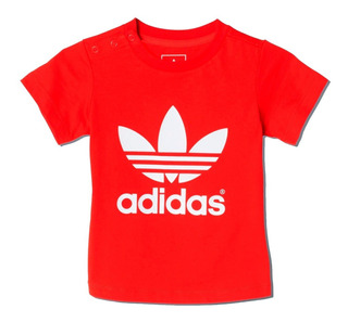 Camiseta Remera adidas Urbana Bebé Niño Niña Mvd Sport