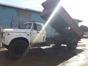 Camion Dodge P800 Con Volcadora