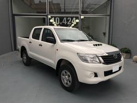 Toyota Hilux 2.5 Cd Dx Pack 120cv 4x2 - H3 Speed Motors