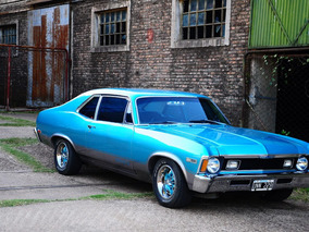 Chevrolet Coupe Chevy Serie 2 1977