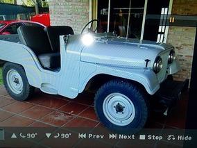 Jeep Ika 1968 4x2 Original /kawacolor