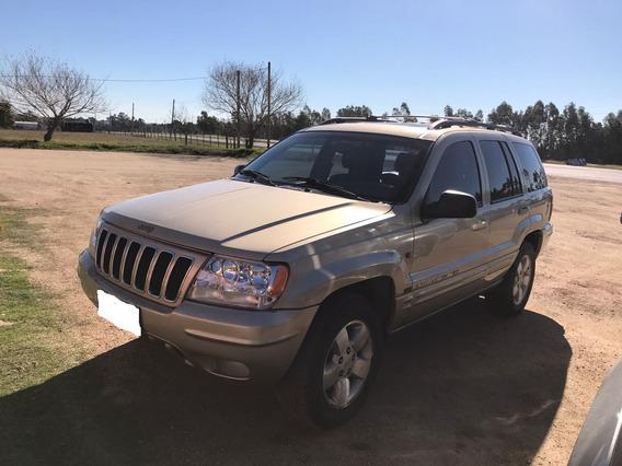 Grand Cherokee Limited 3.1 Tdi (diesel)