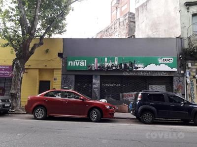 Sobre Avenida, Ideal Inversores Para Edificio, Tiene Altura.