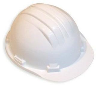 Casco De Seguridad Color Blanco Aprobado