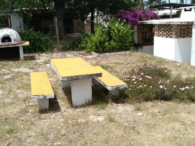 Alquilo Casa En Parque Del Plata A Media Cuadra De Playa