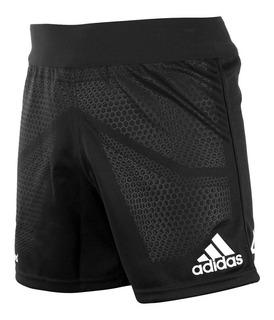 Short Calza adidas De Rugby All Blacks Juego Profesional