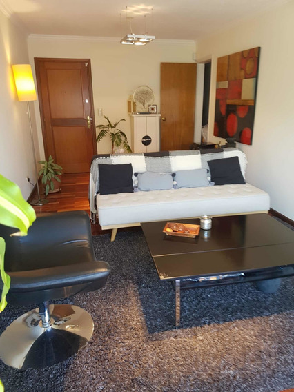 Apartamento En Venta Punta Carretas,villa Biarritz 3 Dorm.