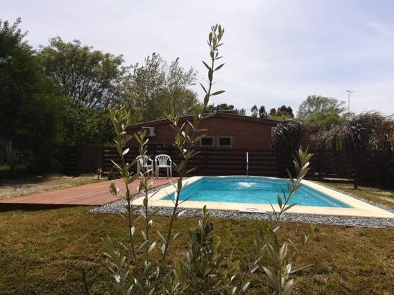 Cabañas C/piscina Para 2 Y 4 Personas B.horizonte-costa Azul