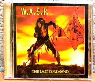 Wasp (the Last...ed Remaster+bonus) Kiss, Motley Crüe, Ratt.