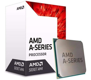 Micro Procesador Cpu Amd A8-9600 X4 Apu Am4 Box Quad Core