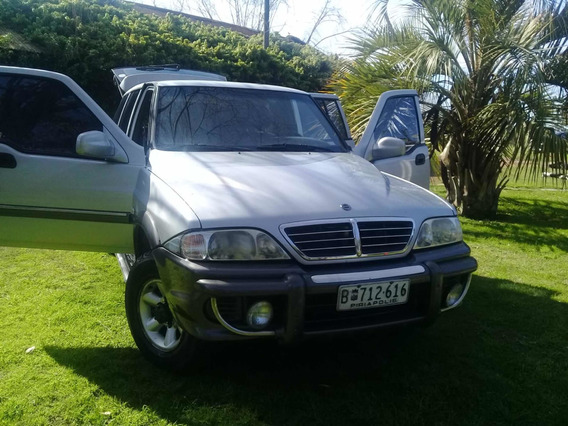Ssangyong Musso 2.9tdi 4x4