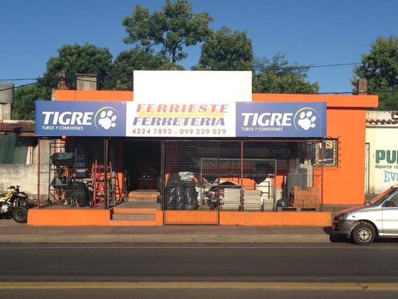 Local Comercial Muy Bien Ubicado. Permuto. Financio.