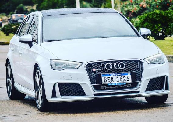 Audi Rs3 2.5 Sedan 400cv 2017