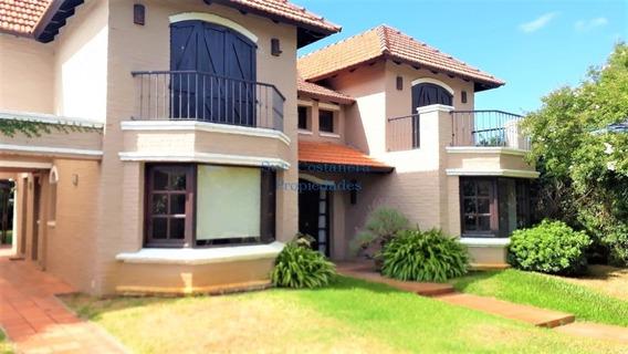 Magnifica Casa En Barra De Carrasco Prox Parque Miramar