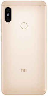 Xiaomi Redmi Note 5 32 Gb, Macrotec