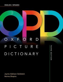 Oxford Picture Dictionary: English/spanish Dictionary Norma