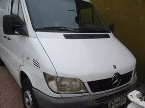 Mercedes Benz Sprinter 2.5 313 Furgon 3550 V1 2006