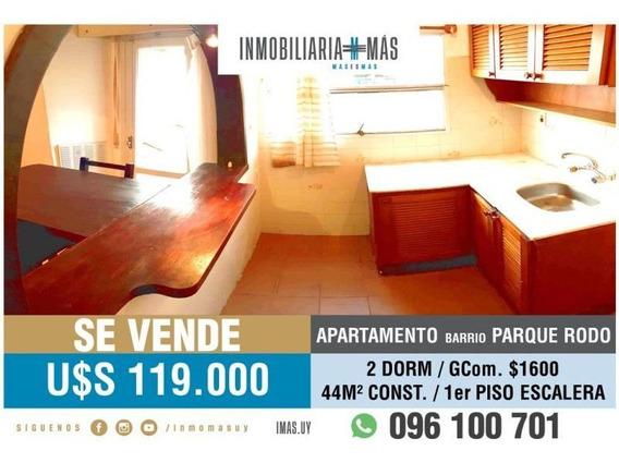 Venta Apartamento Parque Rodo Montevideo Inmobiliaria Mas L