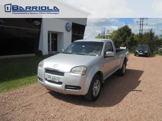 Gwm Wingle 3 Pick Up 2011 Excelente Estado - Barriola