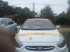 Taxi - Impecable Sin Deuda Acepto Permuta