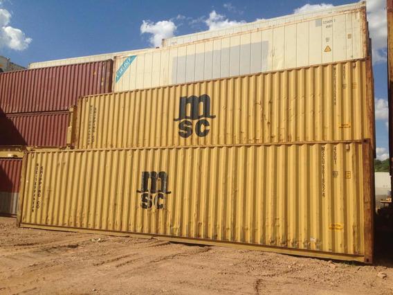 Contenedores Marítimos Vacíos Container