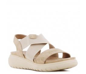Sandalias Confort Con Elasticos