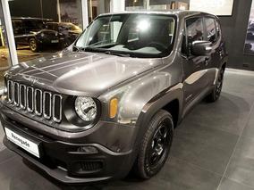 Jeep Renegade 1.8 Sport Manual Y At $135000 O Tu Usado Y Cts