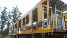 Vagón Tren Subte