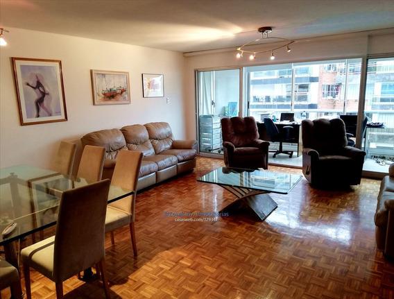 Venta Apartamento Tres Dormitorios Villa Biarritz