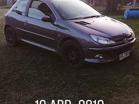 Peugeot 206 1.6 Xs 1999