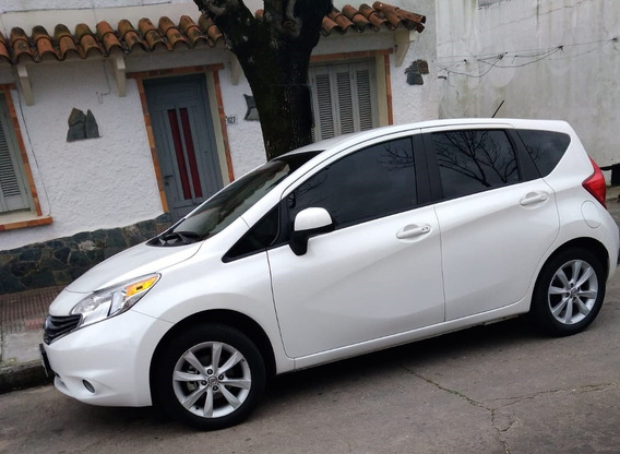Nissan Note 1.6 Advance Extra Full 2013