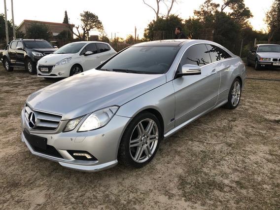 Mercedes-benz Clase E 3.5 Coupe E350 Sport