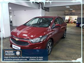 Chevrolet Prisma Ltz 1.4 2019 Bordeaux 0km