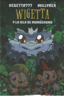 Libro/ Wigetta Y La Isla De Mumuchumu- Vegetta 777