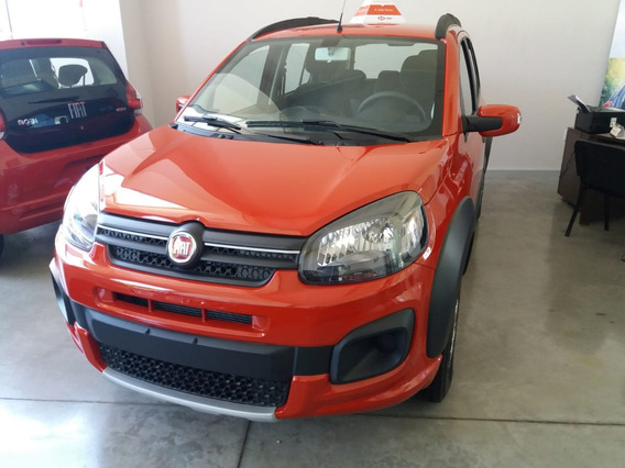 Fiat Uno 1.4 Way L Buceo Car´s