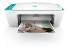 Inyección De Tinta Color Multifunción Hp Deskjet Adv 2675