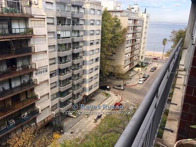 Venta Apartamento Pocitos 3 Dormitorios Y Serv. Mts Rambla