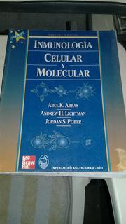 Libro De Estudio Inmunologia Celular Y Molecular Abul K.abba