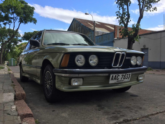 Bmw Serie 3 Coupe 1980