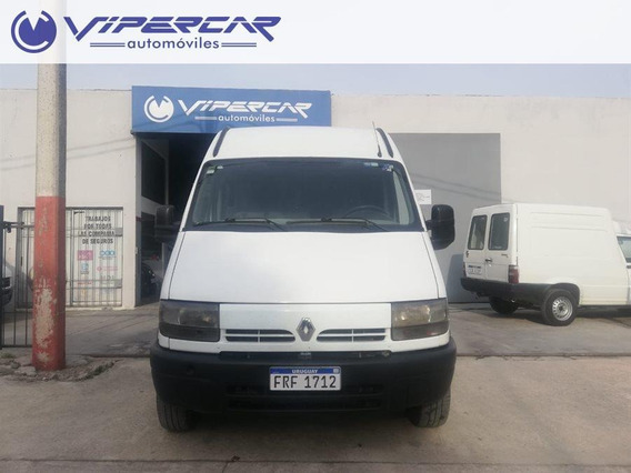 Renault Master Ent. 3000 Y Cuotas 2.5 2008 Impecable!