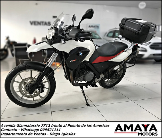 Bmw G 650gs Año 2012 !! Divina !! Amaya Motors !!