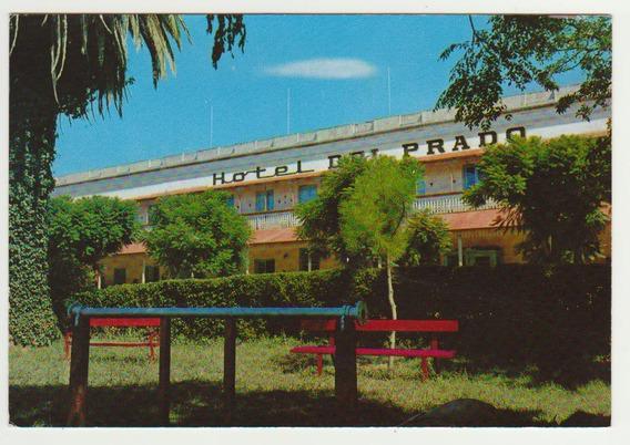 Postal Hotel Del Prado - Colonia Suiza Uruguay Años 1960