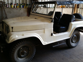 Jeep Willys Sin Papeles