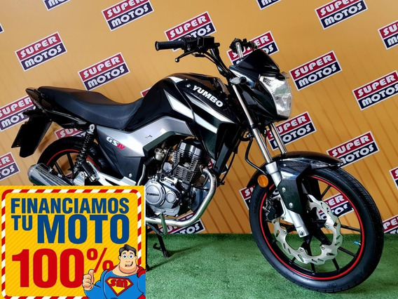 Yumbo Gs 125 Strong Speed